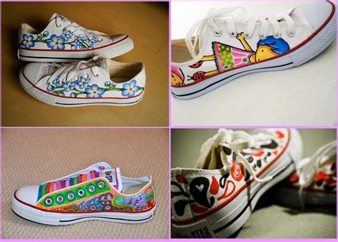 diy converse shoes top 10 diy makeovers for your converse top inspired