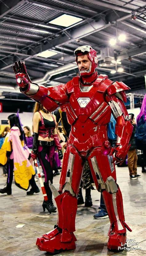 iron man silver centurion suit cosplay iron mans