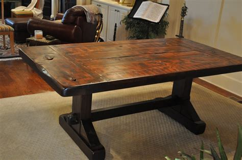 dining tables distressed wood kitchen tables distressed