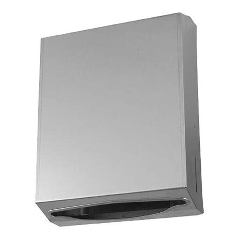 C Fold Paper Towel Dispenser Stainless Steel - american specialties o210 stainless steel multi c fold