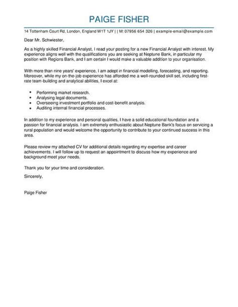 Accounting Review Letter Templates
