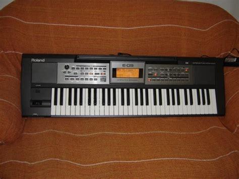Keyboard Roland E09 Second Keyboards For Sale Trouvez Le Meilleur Prix Sur Voir Avant D Acheter