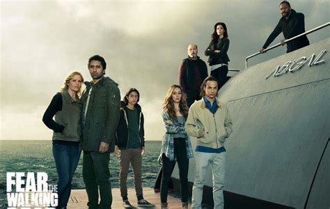 wann kommt fuã heute quot fear the walking dead quot staffel 2 startet bei