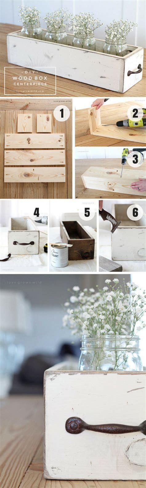 simple diy wood projects best 25 wooden box centerpiece ideas on diy wood box table centerpieces and wood