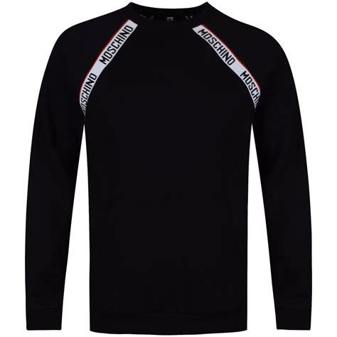 Moschino Sweatshirt moschino moschino black logo sweatshirt