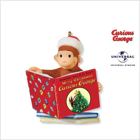 2010 merry christmas curious george vsdb hallmark