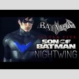 Batman Arkham City Mods Nightwing