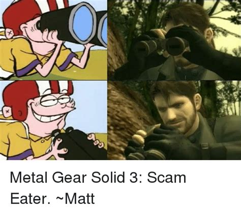 Mgs Meme - 25 best memes about metal gear solid 3 metal gear solid