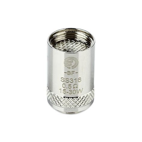 Joyetech Bf 0 5ohm Replacement Coil For Cubis Ego Aio Ss316l Murah joyetech cubis bf replacement coil 5ohm