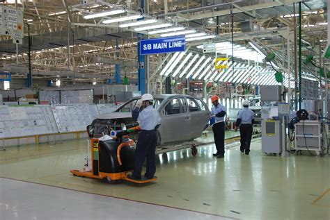 Toyota Plant In Toyota Kirloskar Declares Lockout At Bidadi Plant Due To