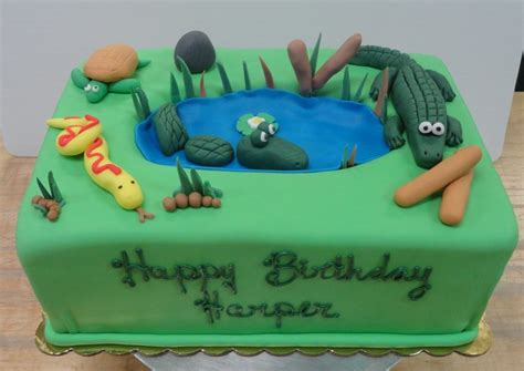 Crocodile Birthday Cake Template 17 best images about alligator cakes on