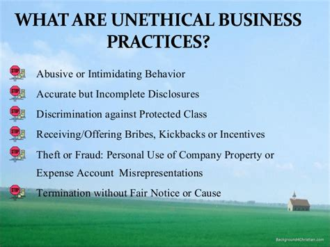ethical business practice and regulation a behavioural and values based approach to compliance and enforcement civil justice systems books unethical business practices