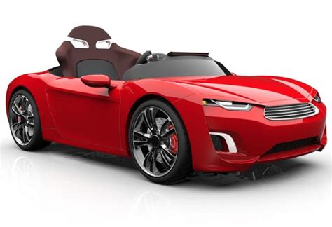 luxury electric car  children reasonable price