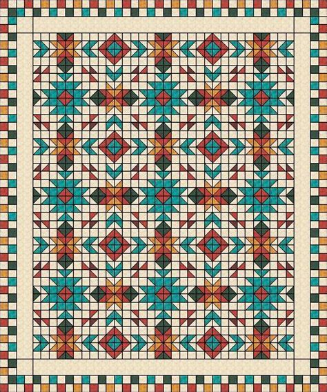 Southwest Quilt Patterns by 25 Best Ideas About Southwest Quilts On