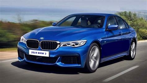 Bmw 3 Series 2019 Design by 2019 Bmw 3 Series Redesign Types Cars