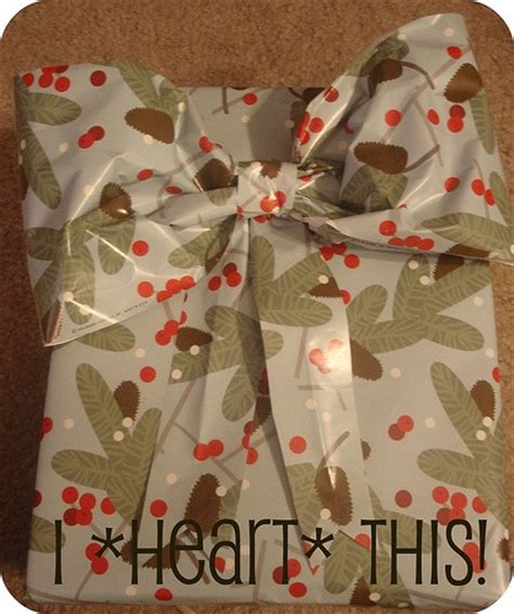 Bows Out Of Wrapping Paper - 3 gift wrap hacks for every
