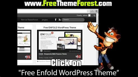 theme wordpress video youtube free free enfold wordpress theme youtube