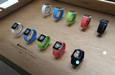 design apple watch apple watch review design price size battery ios world