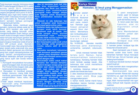 contoh layout buletin sekolah 5 contoh buletin dengan design terbaik