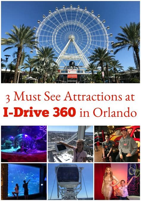 I Drive 360 a Must-See Attraction in Orlando - Now The ... I 360 Orlando