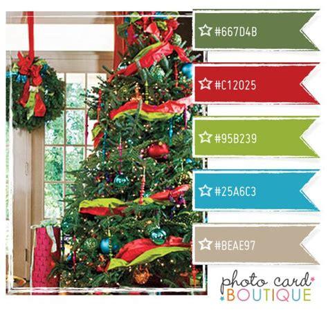 christmas color palette color crush palette 183 12 24 2011 color combos