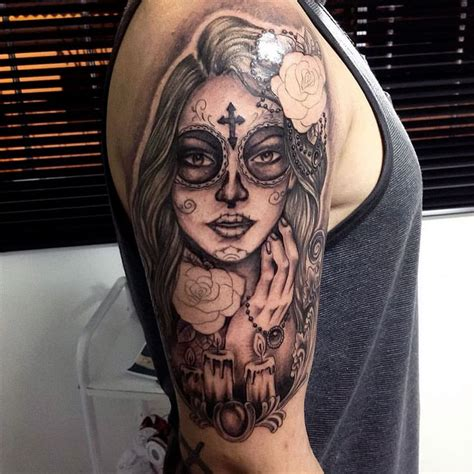 tattoo nightmares de que trata no m 233 xico eles comemoram o halloween de uma forma
