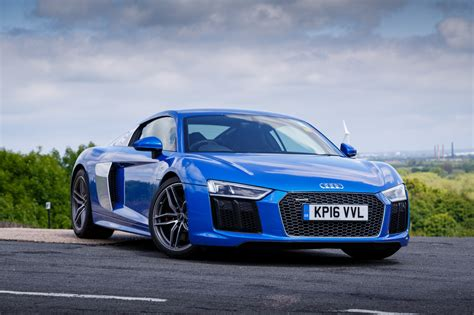 Audi R8 First Year by 2016 Audi R8 V10 Review
