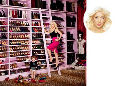 Kim Kardashian Home Interior roupas e outras drogas o closet das famosas