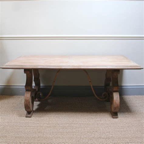 Limed Oak Dining Tables Circa 1930s Limed Oak Dining Table Furniture