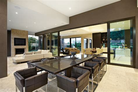Melbourne Dining Rooms by Borell Melbourne Australia