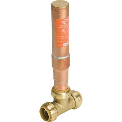 Plumbing Water Hammer by Sharkbite 174 Water Hammer Arrestor Ebay