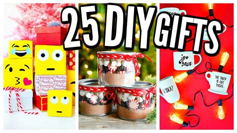 25 diy christmas gifts homemade gift ideas holly hock