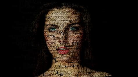 typography art photoshop tutorial 50 amazing typographic portraits beautiful text art