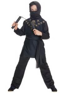 ninja costume adults halloween child black ninja costume
