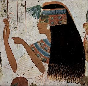 information on egyptain hairstlyes for and beauty hairstyles and cosmetics in ancient egypt facts and details