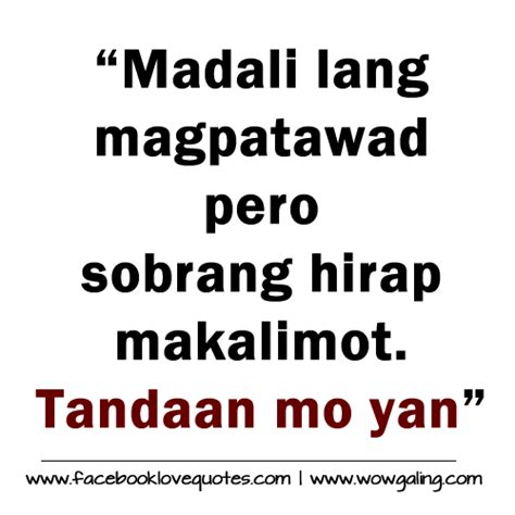 Quotes Tagalog