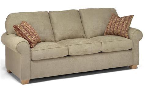 thornton queen sleeper sofa  flexsteel furniture moore
