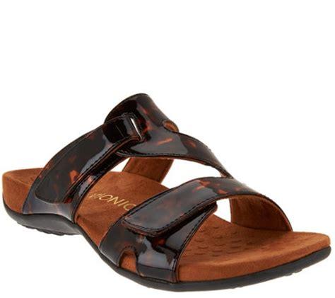 vionic orthotic sandals vionic orthotic sandals w adj straps page 1