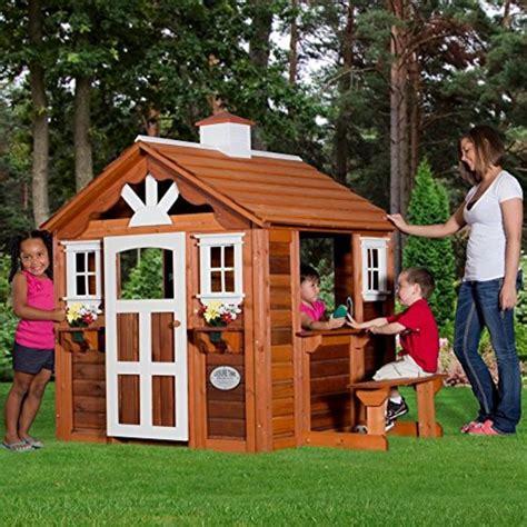 best children s wooden outdoor playhouses for sale