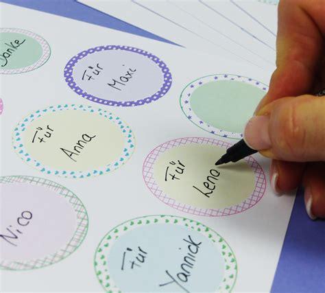 Sticker Zum Beschriften by Lieblings Sticker Zum Dekorieren Und Beschriften
