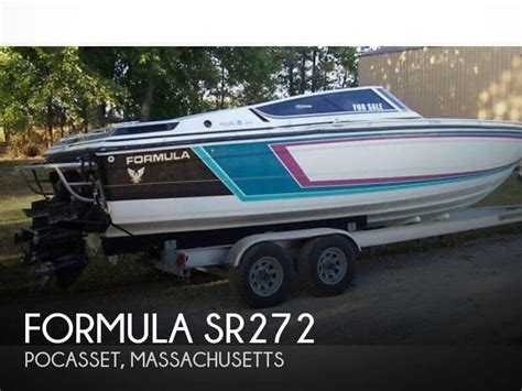 formula boats for sale in ma canceled formula sr272 boat in pocasset ma 100981