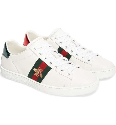 gucci white sneakers miller sports gucci sneakers how to recreate