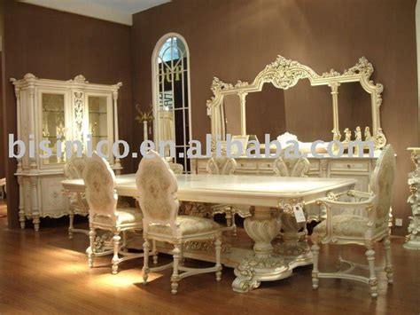 European Dining Room Furniture by Bisini European Style Luxury Dining Room Set Dining Room