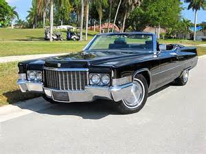 Cadillac 1970 For Sale 1970 Cadillac Convertible For Sale Delray