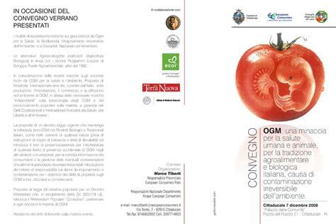 articolo di giornale sull alimentazione ogm organismi geneticamente mutati