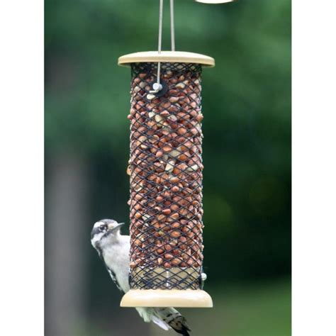 bird s choice 2 cup shelled peanut bird feeder