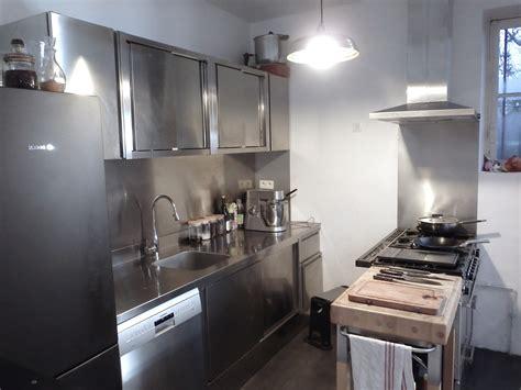 meubles cuisine inox meuble de cuisine inox cuisine id 233 es de d 233 coration de