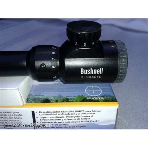 Telescope Buhsnell 3 9x40egc bushnell 3 9x40eg banner dusk lighted rifle scope