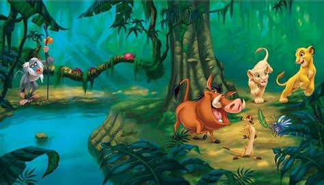 lion king wallpaper for bedroom new xl lion king wall mural disney wallpaper decor lions bedroom decorations