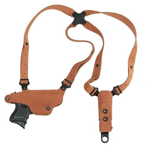 comfortable shoulder holster galco classic lite shoulder holster system impact guns